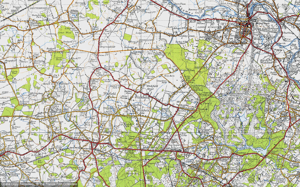 Winkfield, 1940