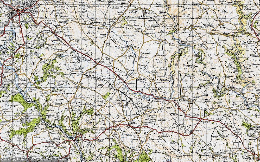 Winkhill, 1946