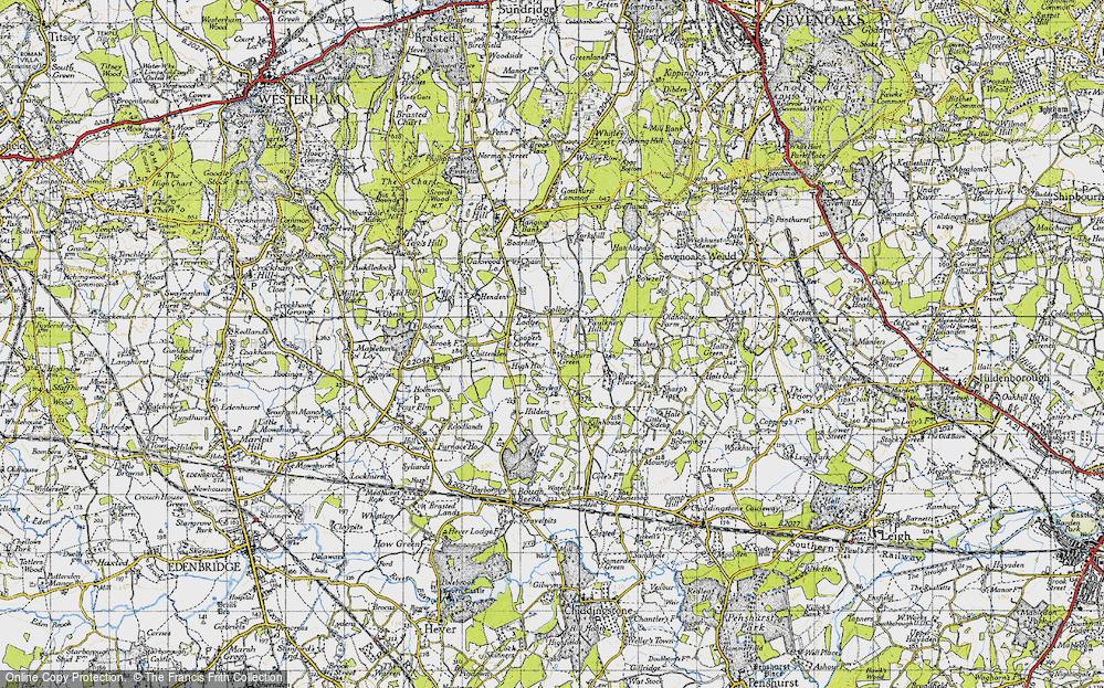 Winkhurst Green, 1946