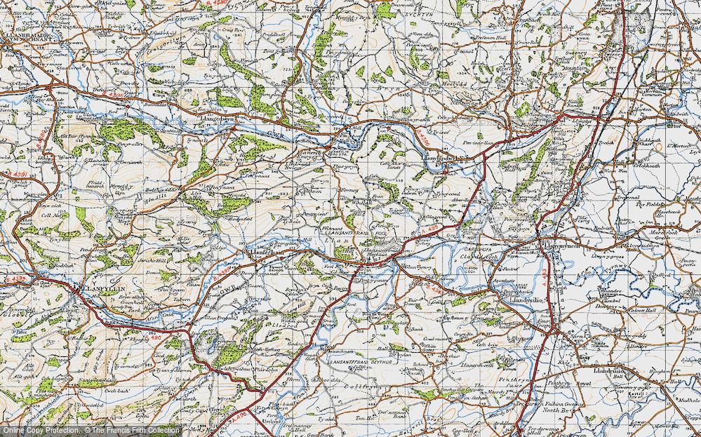 Winllan, 1947
