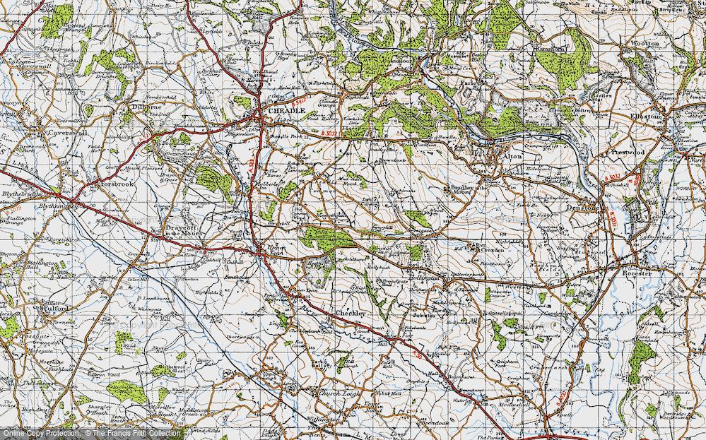Winnothdale, 1946