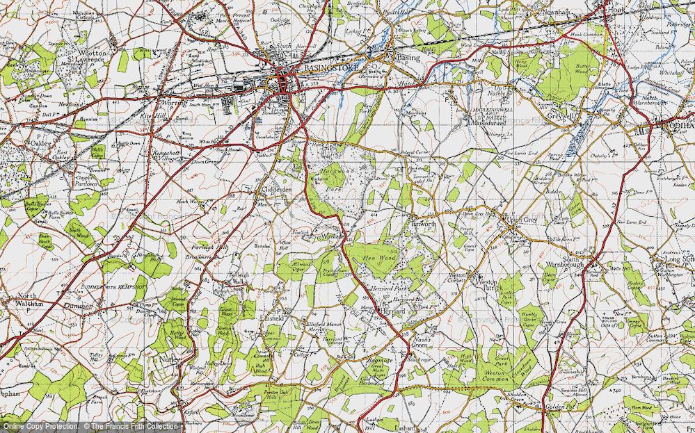 Winslade, 1945