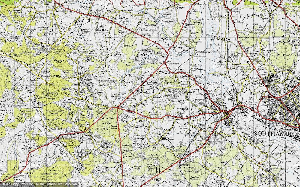 Winsor, 1945