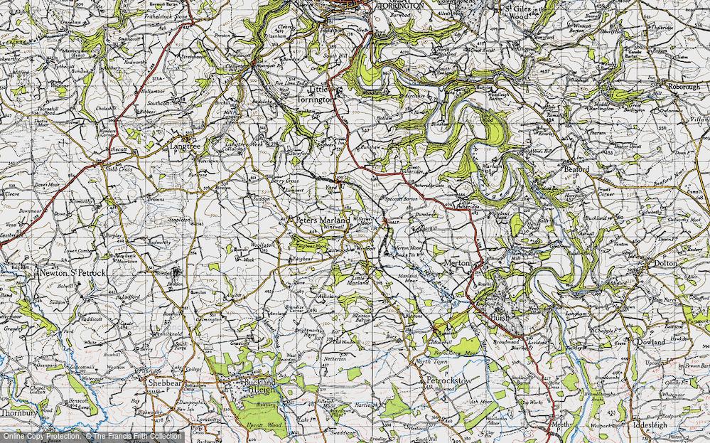 Winswell, 1946