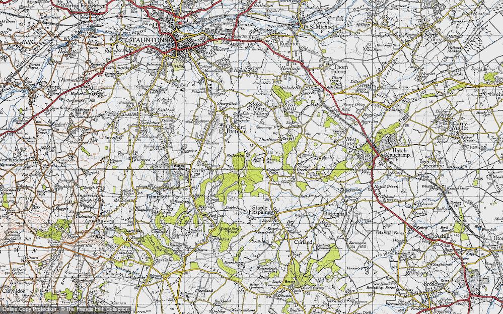 Winter Well, 1946