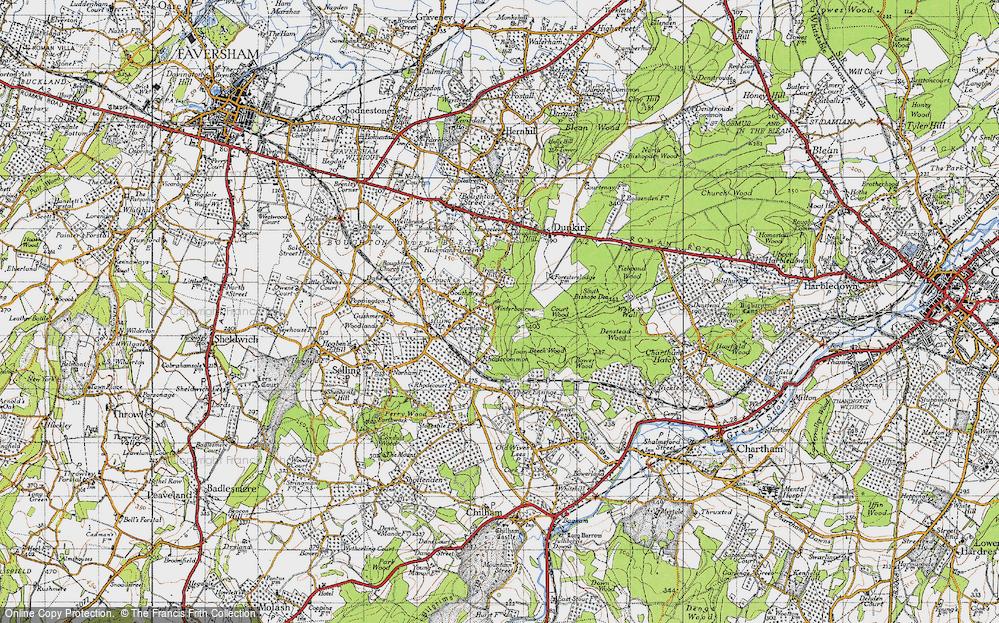 Winterbourne, 1946