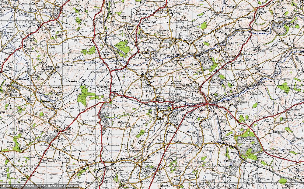 Winterfield, 1946