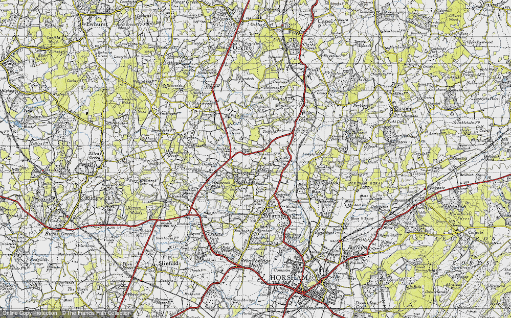 Winterfold, 1940