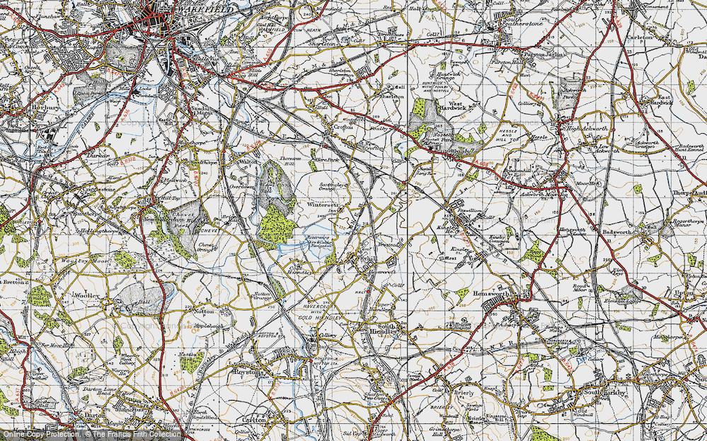 Wintersett, 1947