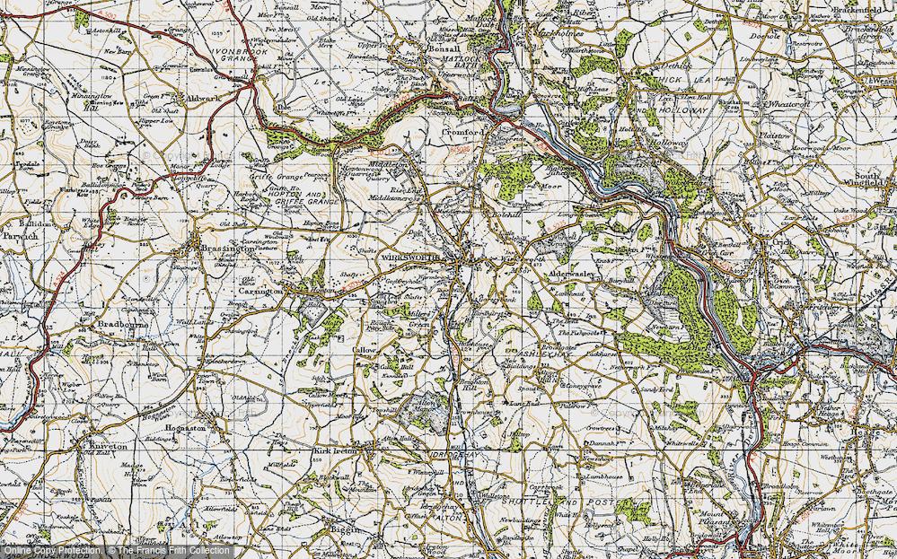 Wirksworth, 1946