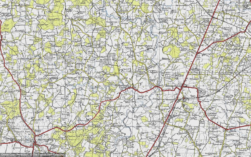 Wisborough Green, 1940