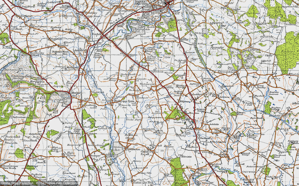 Wistanswick, 1947