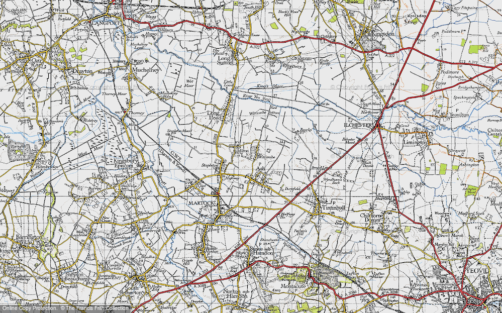 Witcombe, 1945