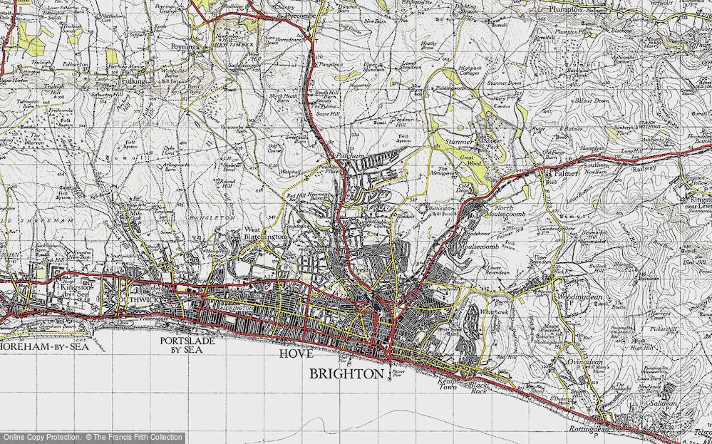 Withdean, 1940