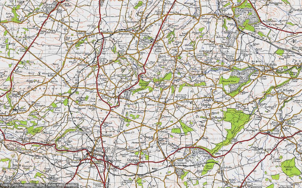 Withybrook, 1946