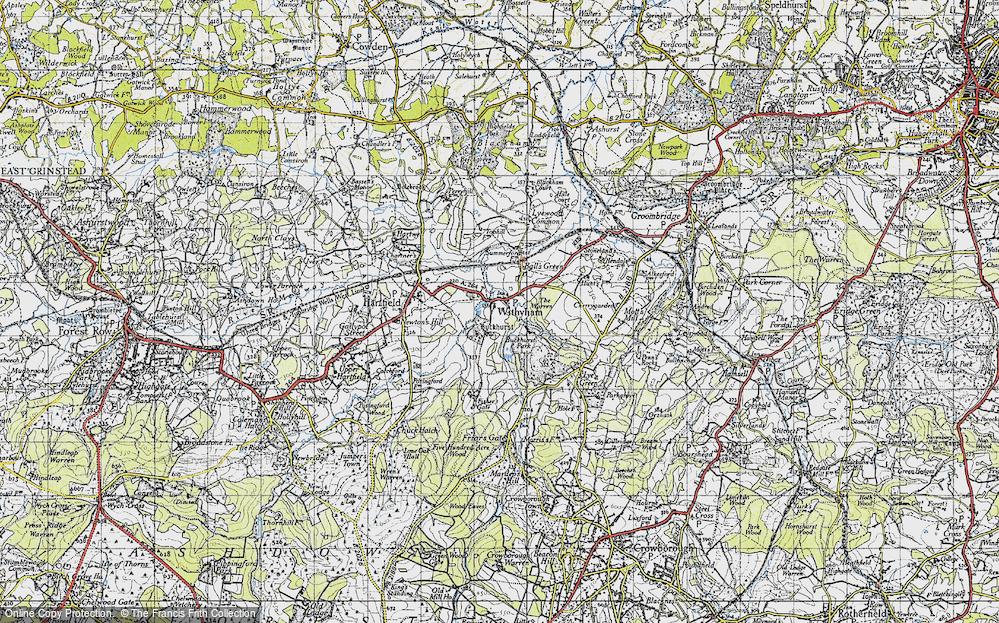 Withyham, 1946