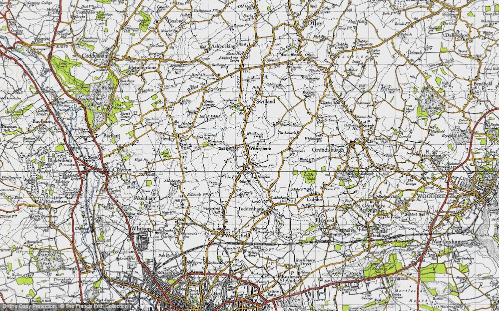 Witnesham, 1946