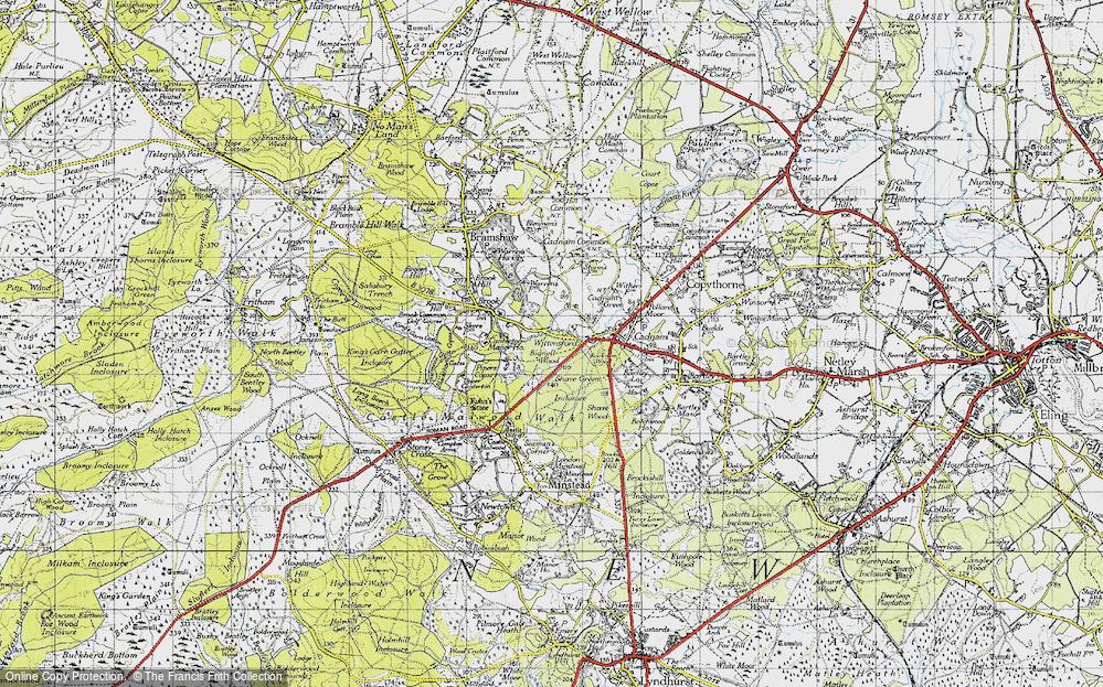 Wittensford, 1940