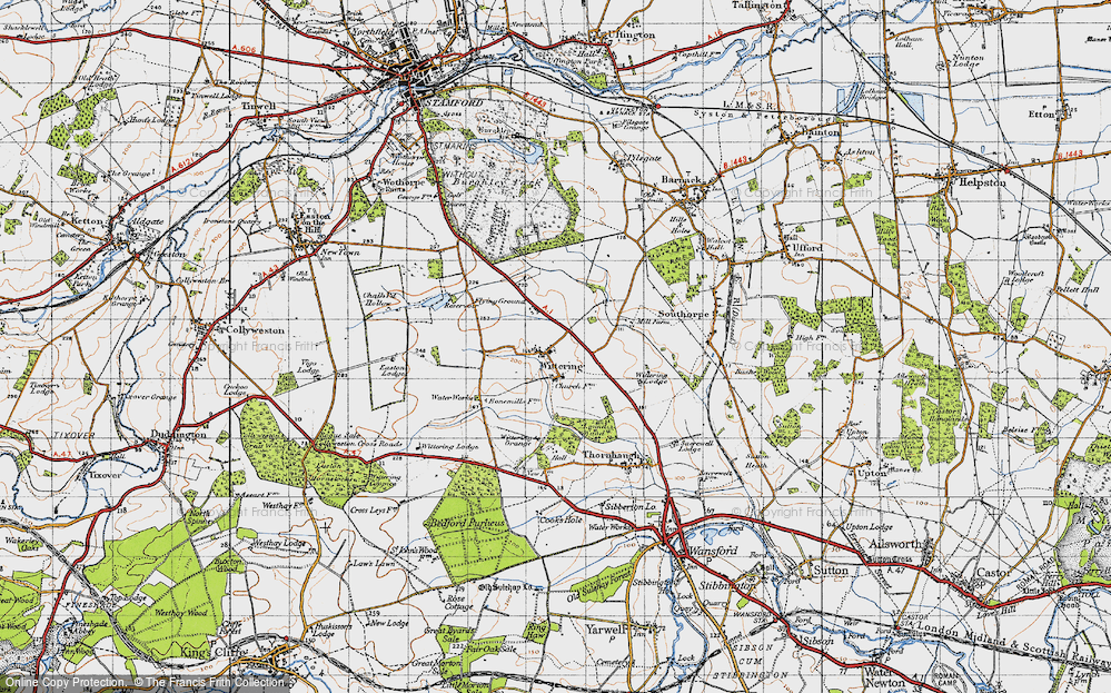 Wittering, 1946
