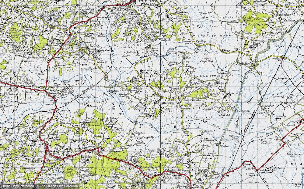 Wittersham, 1940