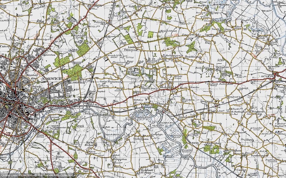 Witton, 1945