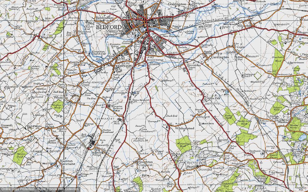 Wixams, 1946