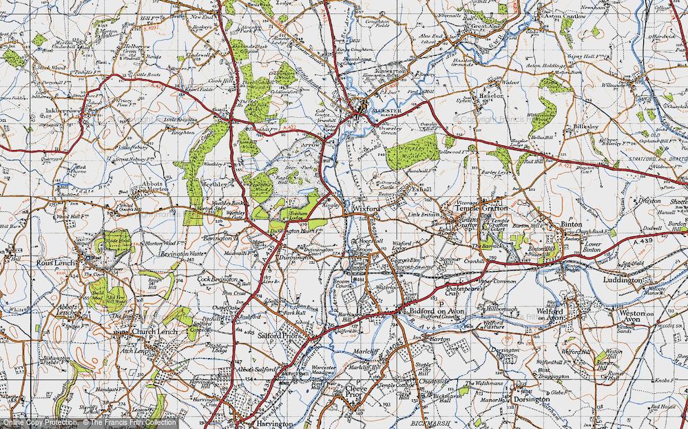 Wixford, 1947