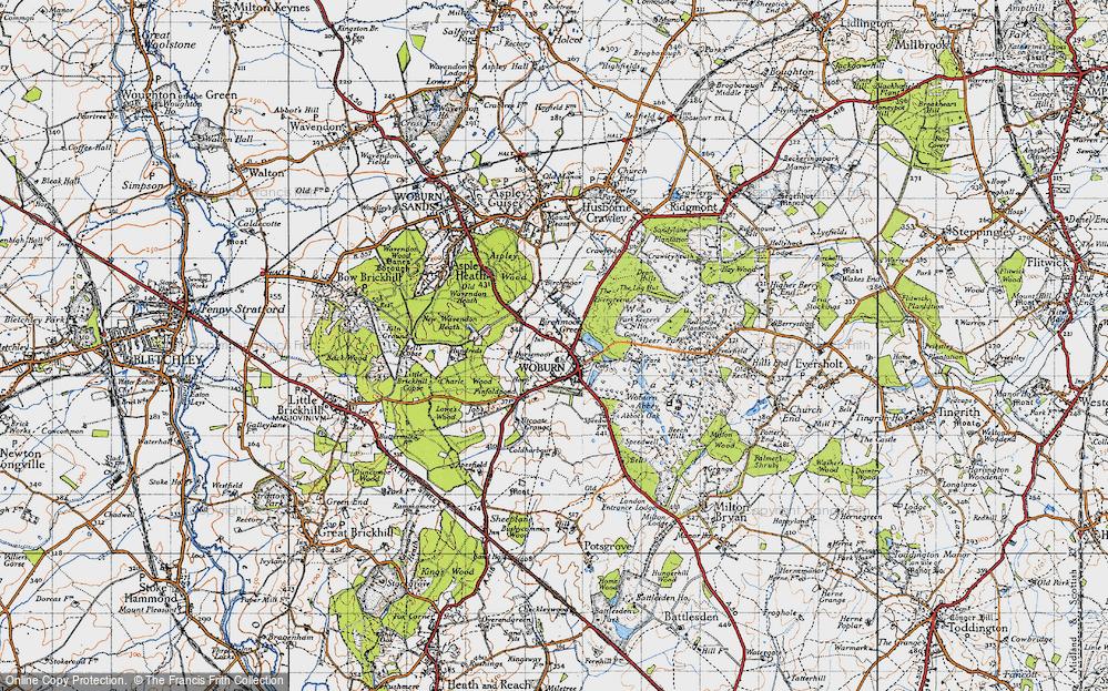 Woburn, 1946