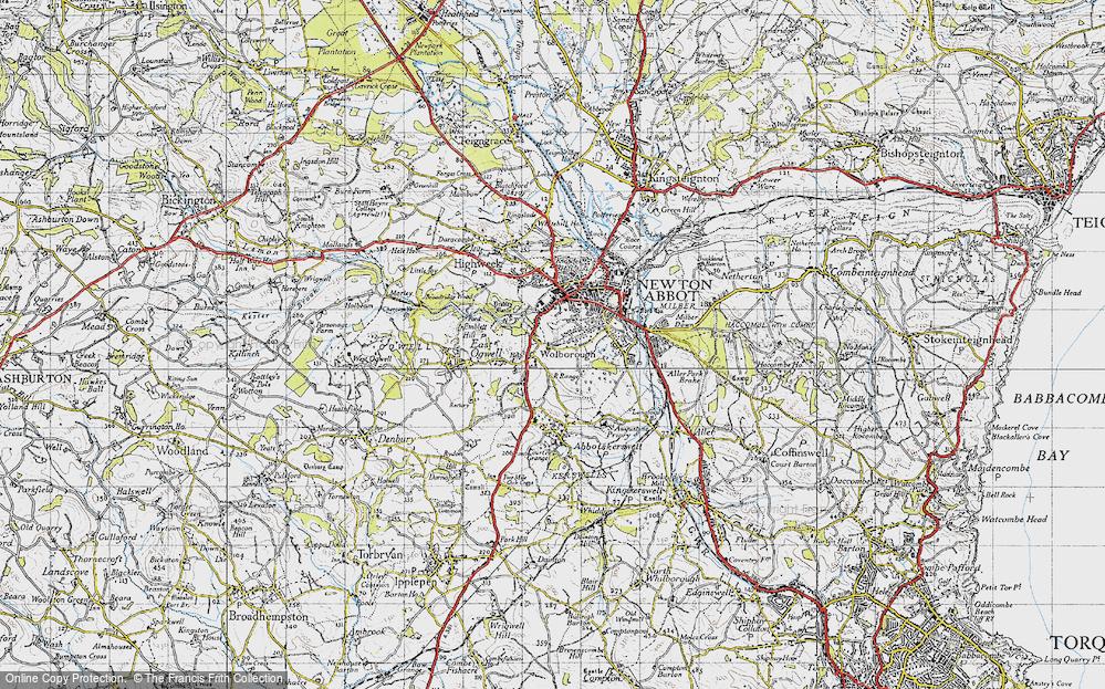 Wolborough, 1946