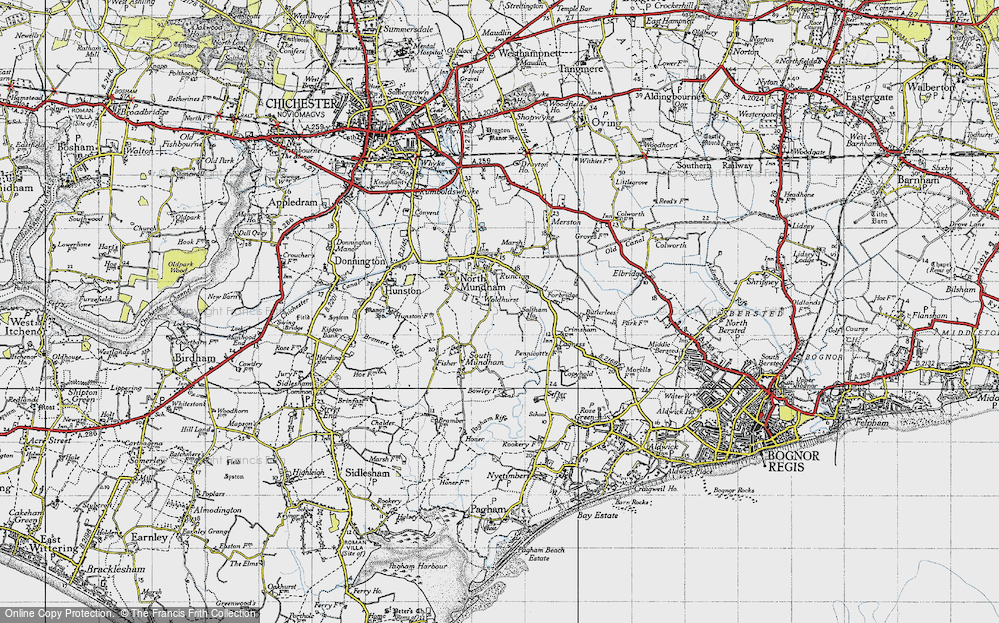 Woldhurst, 1945