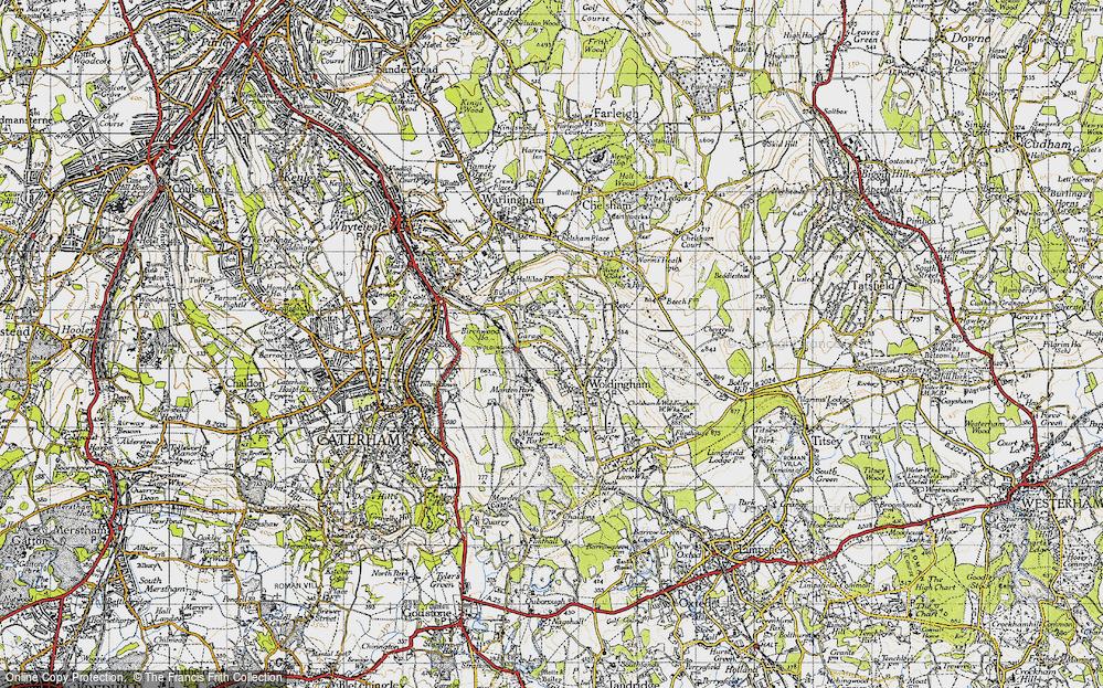 Woldingham Garden Village, 1946