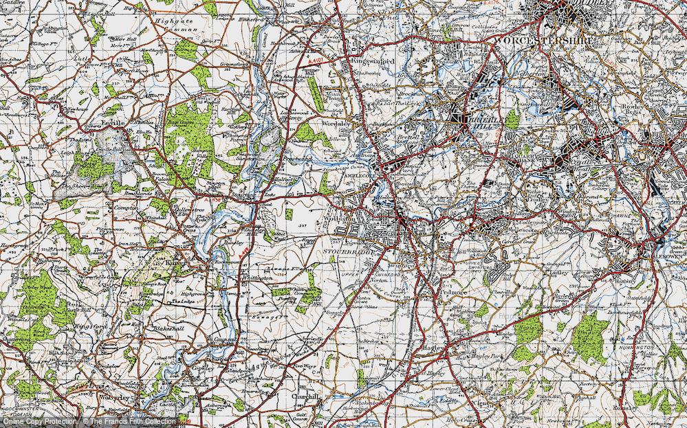 Wollaston, 1947