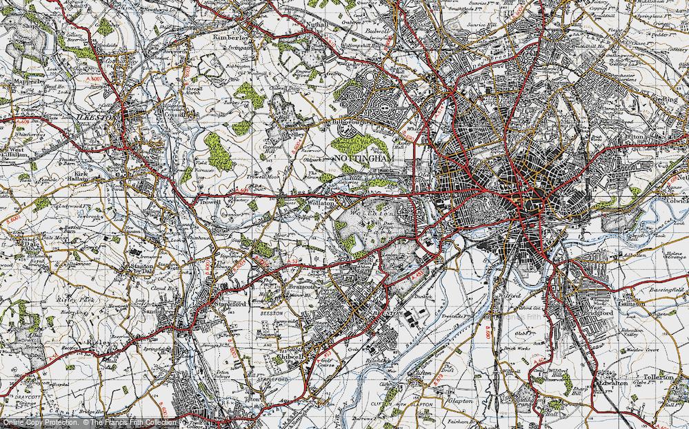 Wollaton, 1946