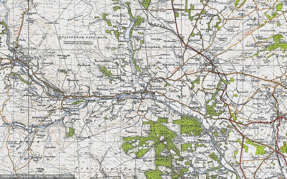 Wolsingham, 1947