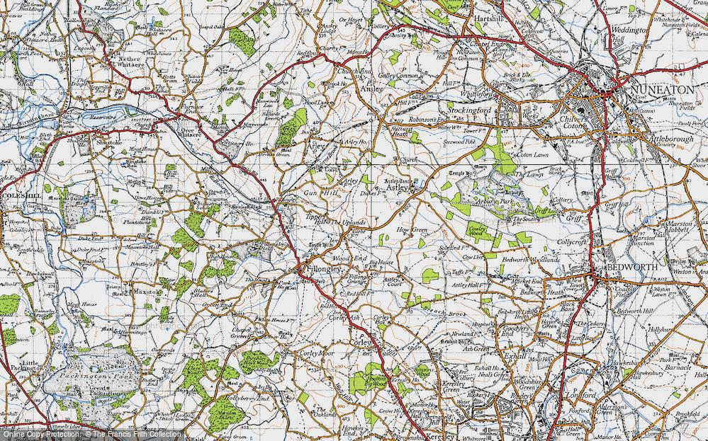 Wood End, 1946