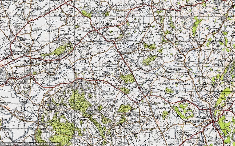 Wood End, 1947