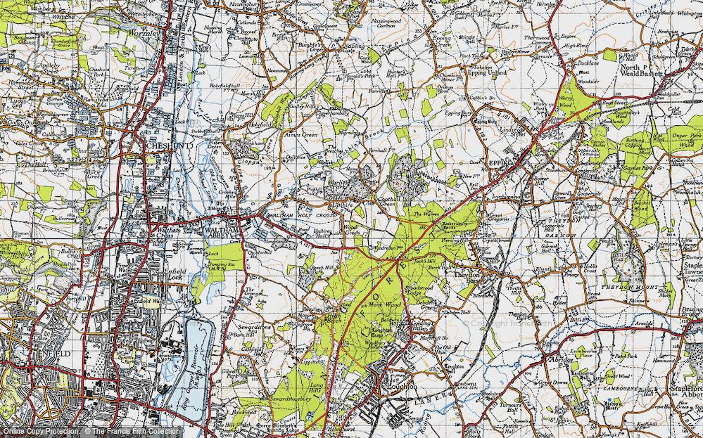 Wood Green, 1946