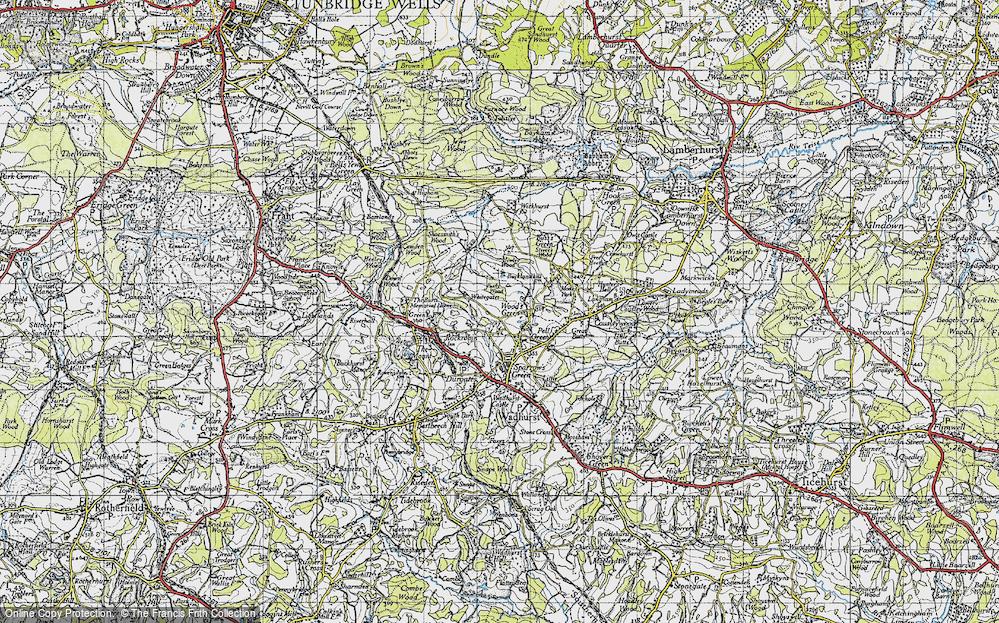 Wood's Green, 1940