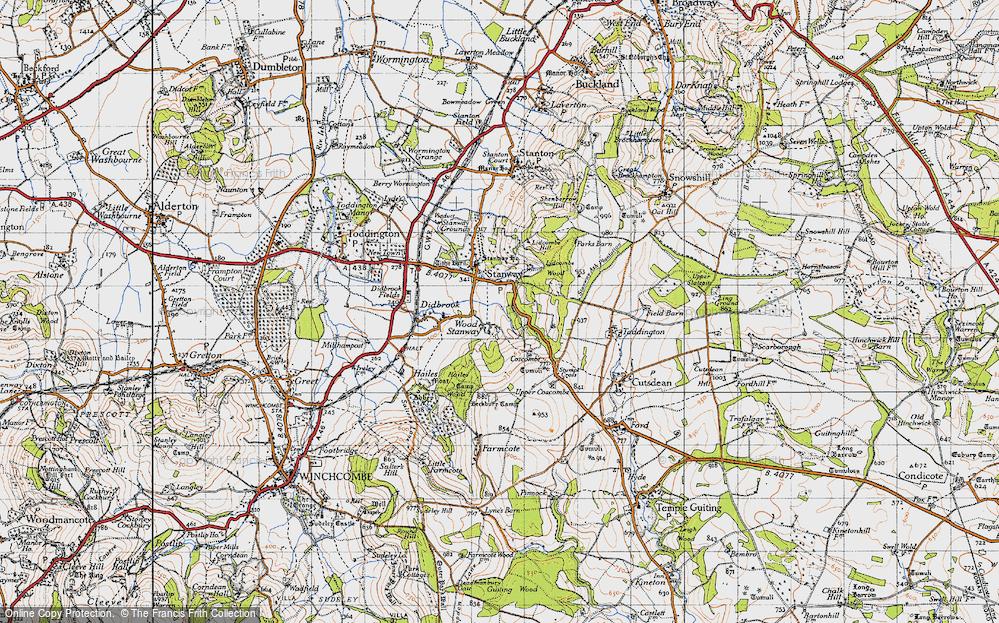 Wood Stanway, 1946