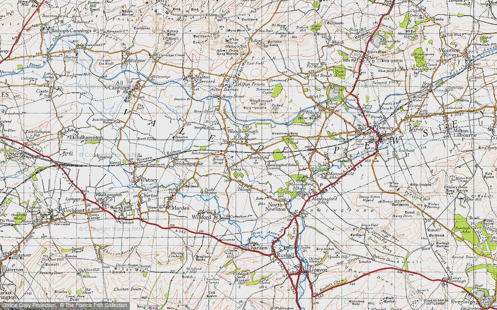 Woodborough, 1940