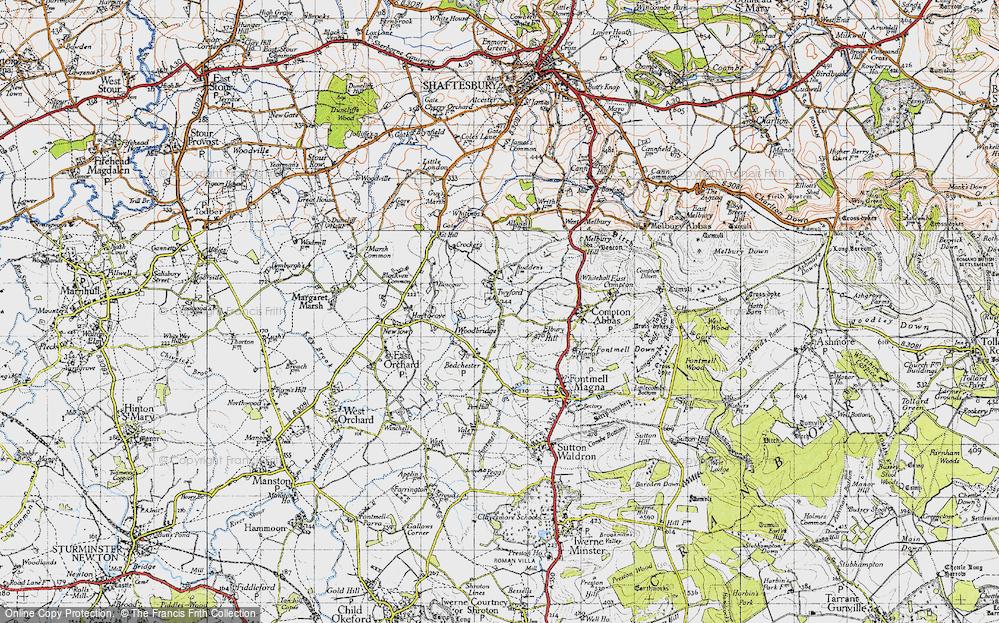 Woodbridge, 1945
