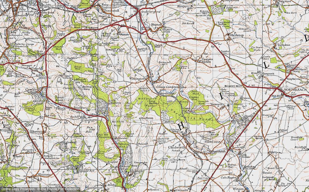 Woodbridge, 1946