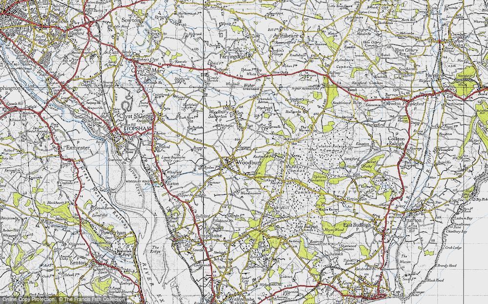 Woodbury, 1946