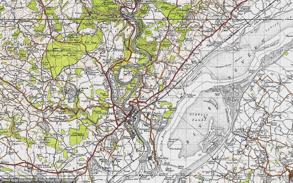 Woodcroft, 1946
