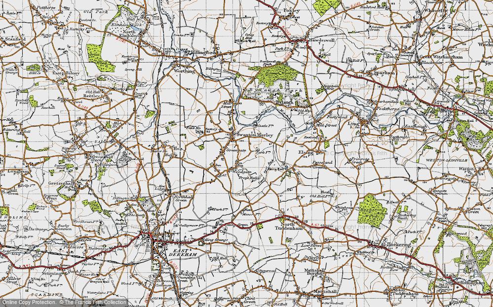 Woodgate, 1946