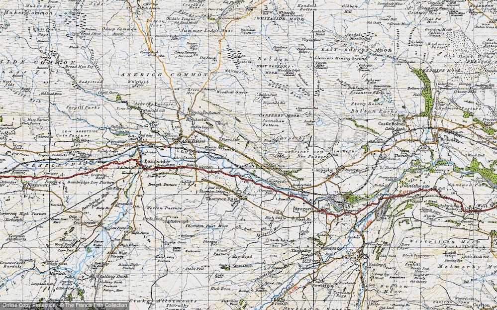 Woodhall, 1947