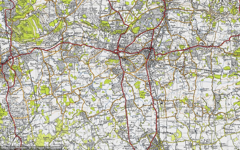 Woodhatch, 1940