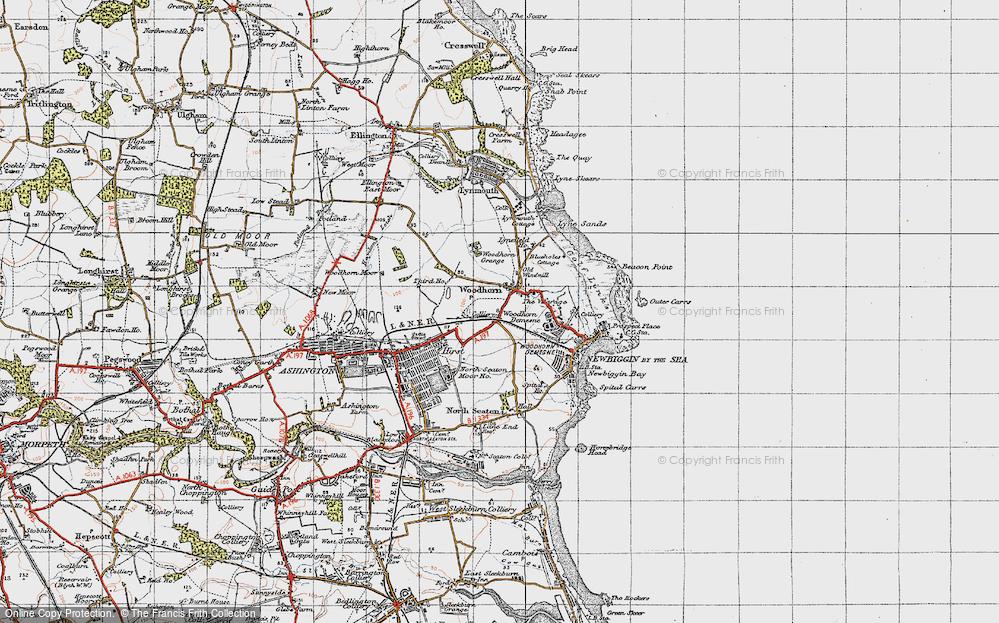 Woodhorn, 1947