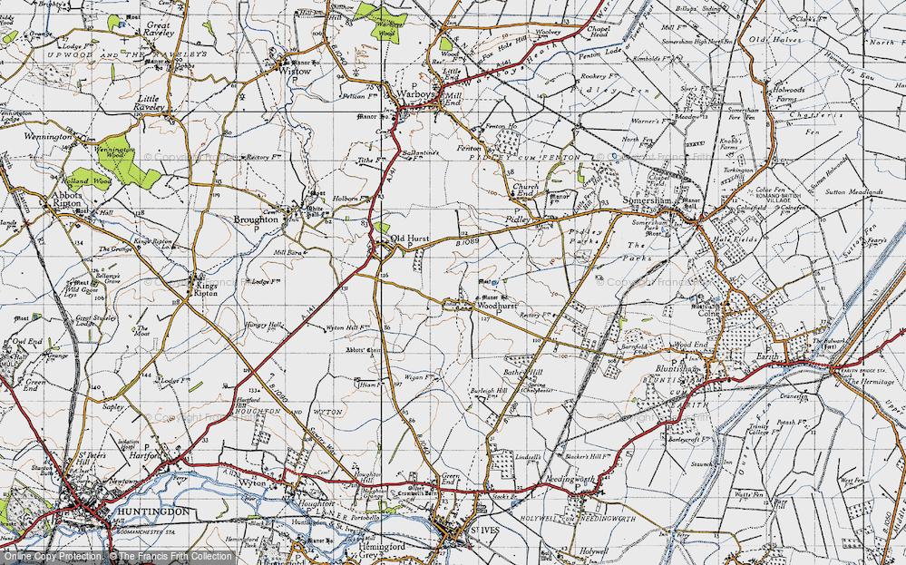 Woodhurst, 1946