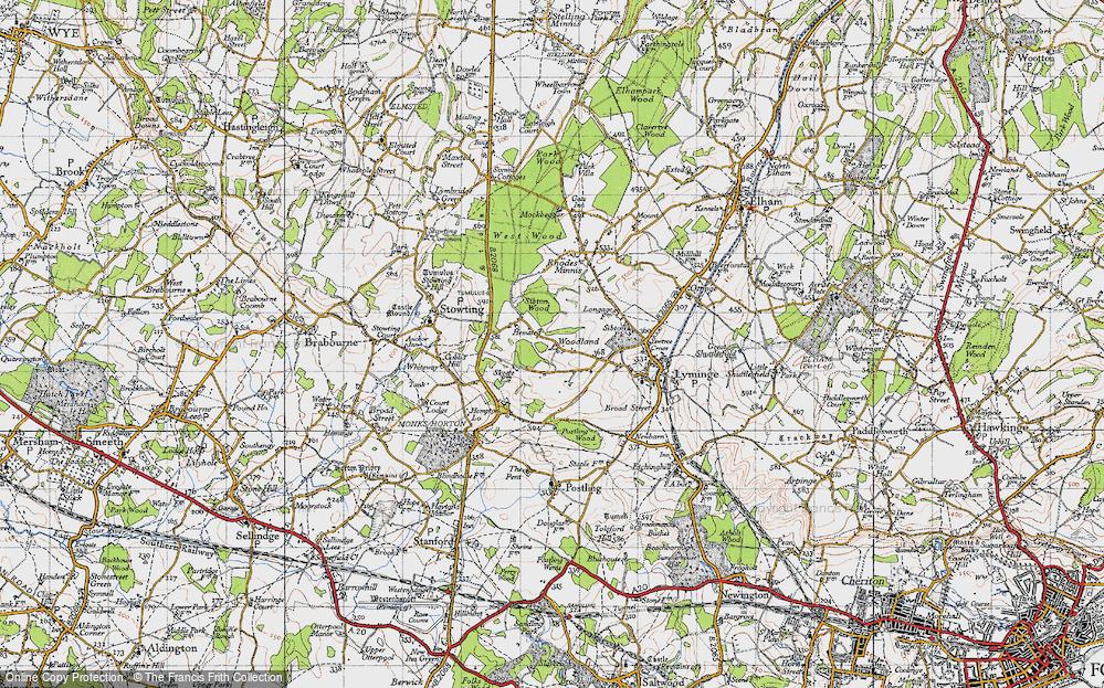 Woodland, 1947